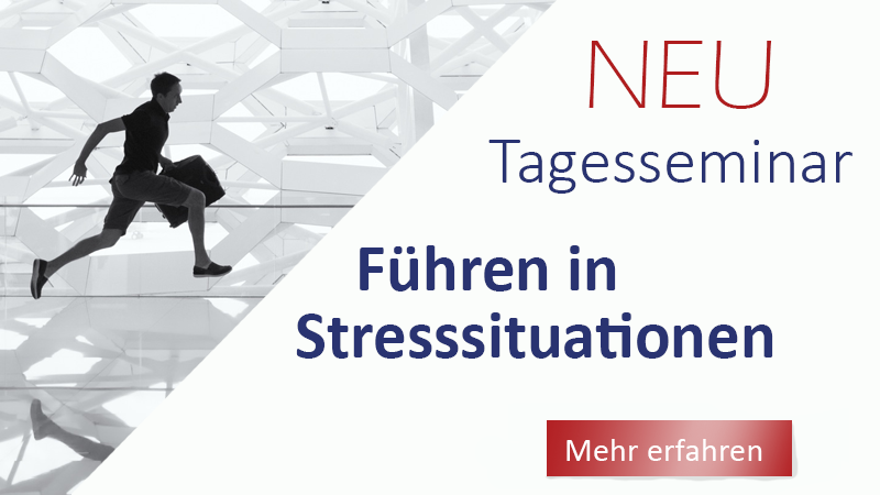 Führen in Stresssituationen